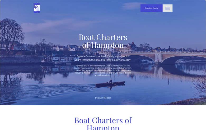 Boat Charters Of Hampton