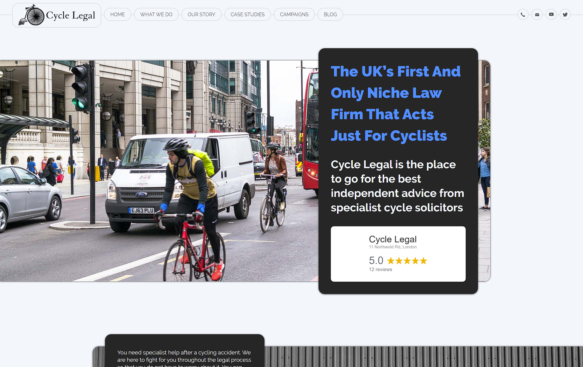 Cycle Legal LTD
